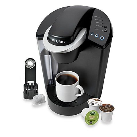 Keurig K45 Coffee Maker with 48 KCup Packs  Water Filter Kit * Click image to review more details.