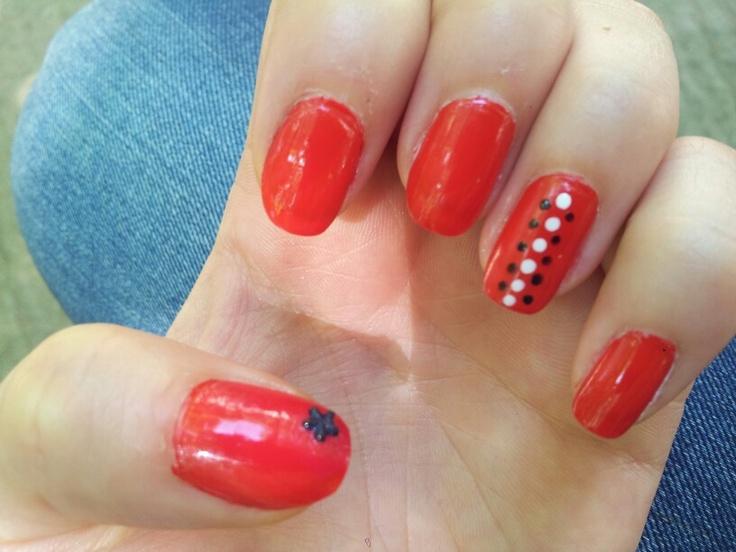 My ♥ly nails :)