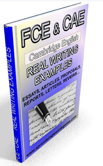 fce writing topics