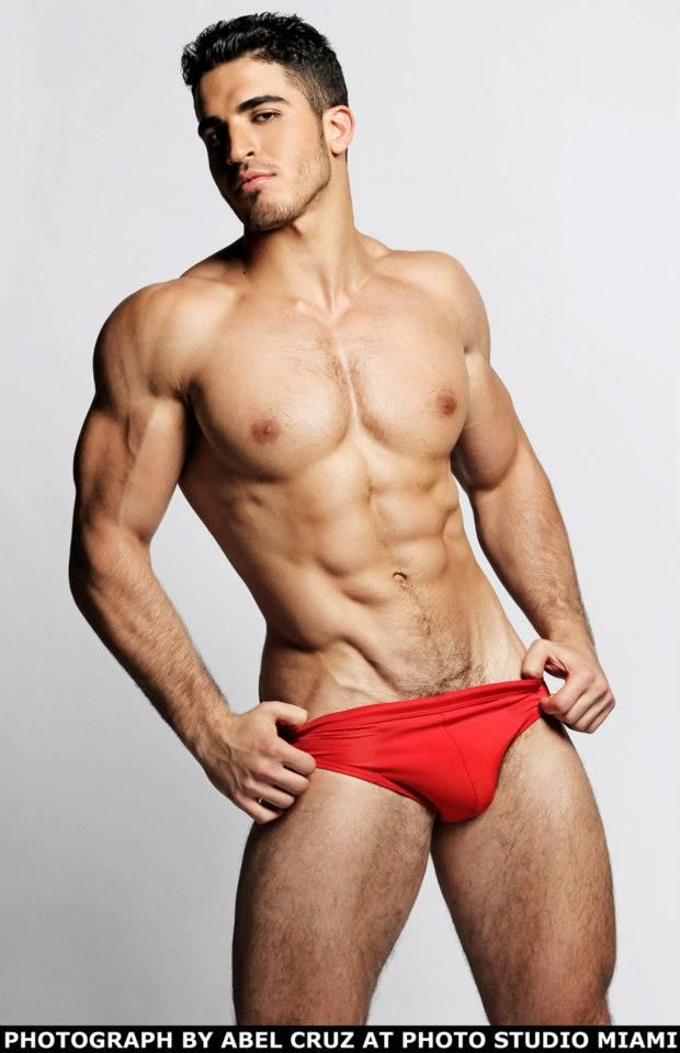 Anthony Moufarej: Hot Muscle. Erotismo De Hombre