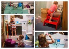 Control de esfínteres y Montessori. 5 Consejos - Tigriteando