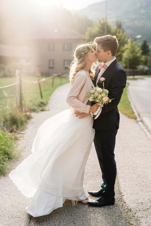 Cornelia & Dominique: Boho-Chic trifft auf Tradition Marie Bleyer http://www.hochzeitswahn.de/inspirationen/cornelia-dominique-boho-chic-trifft-auf-tradition/ #wedding #mariage #couple