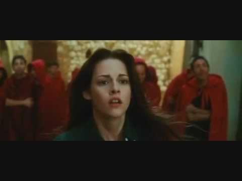 Twilight Music Video Lady Gaga bad romance