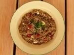 Μελιτζανοσαλάτα Αγιορείτικη (Αγίου Όρους) melitzanosalata {eggplant salad } Athonite