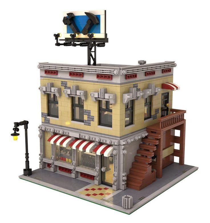 17 Best Lego Images On Pinterest Lego House Lego Moc