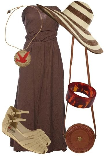Lazy Summer Outfit includes Vigorella, I Love Billy, and Ms Divine - Birdsnest Fashion Clothing