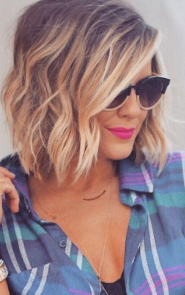 Medium Length Blonde Ombre Hair 15 Exciting Medium Length Layered Haircuts Popular Haircuts
