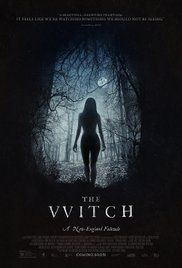 The Witch (2016). Watched February 2016. This wasn't at all the straight up horror movie I was expecting. I loved the sense of dread and the desolation of the location. The child actors are some of the best I've ever seen.