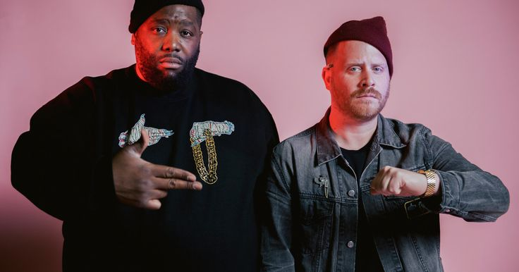 5 new songs you need to stream: Run The Jewels, Nathaniel Rateliff and more