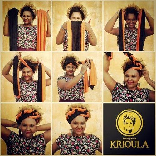 inspiracoesdakrioula:  Peguem seus turbantes e se joguem rainhas!!!  Para adquirir os turbantes entre em contato pela nossa página do facebook!  Um beijoooo