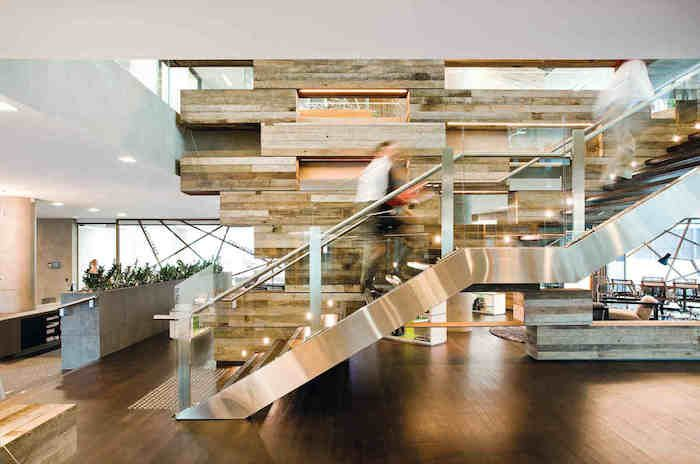 Downer EDI Sydney Office By Hassell
