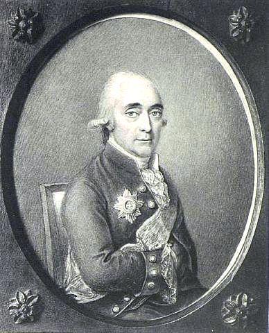 Юрий Александрович Нелединский-Мелецкий (1752-1829), поэт. В 1786 года вступил в брак с княжной Екатериной Николаевной Хованской,