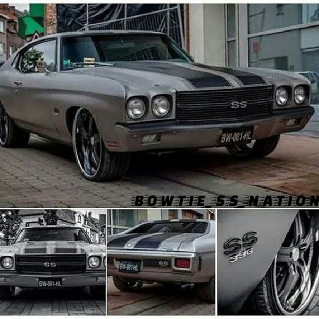 Bowtie Ss Nation Generation Bowtie Ss Nationgrey Chevelle