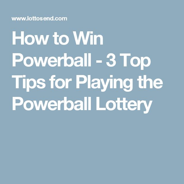 Powerball Quick Pick Generator – Sabines Kitchen