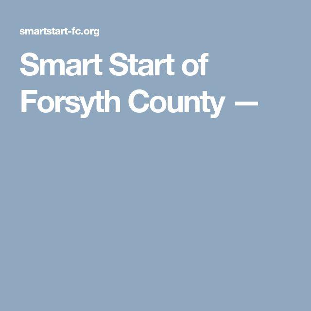 Smart Start of Forsyth County —