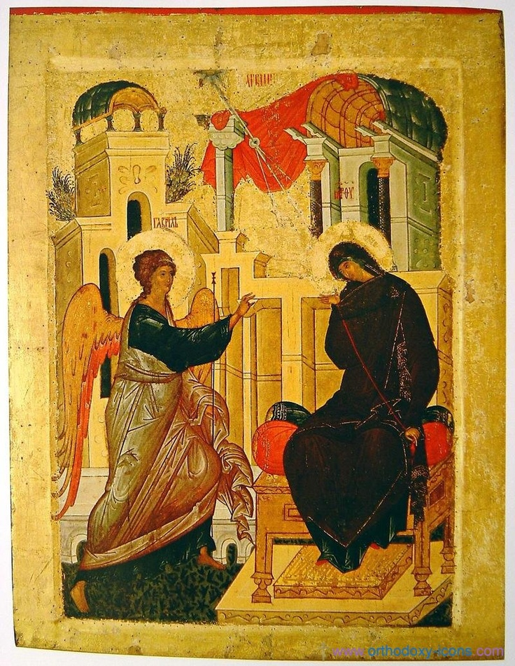 Russian Icon of St. Cyril Belozersky Museum. Part II