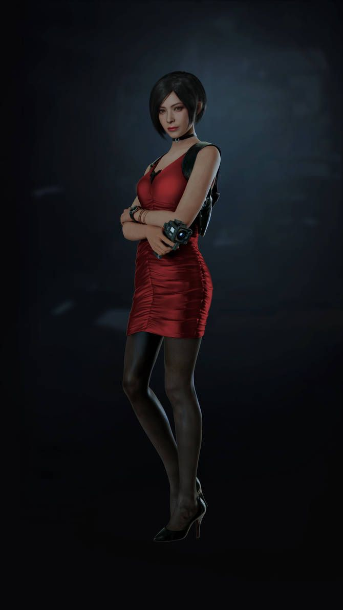 Resident Evil 2 Remake Ada Wong 2 By Xgamergreaserx バイオ