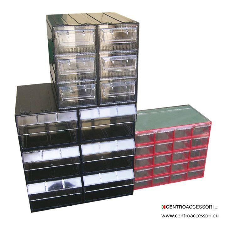 Contenitori kombi. Kombi containers. #CentroAccessori