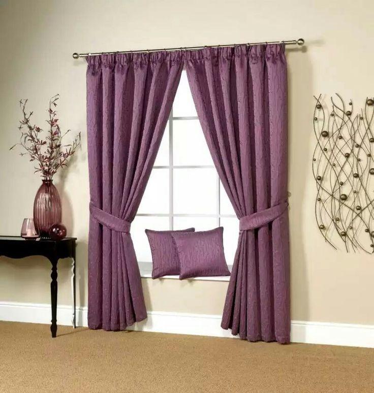 9 mejores imágenes de Curtains en Pinterest | Cenefas de cortina ...