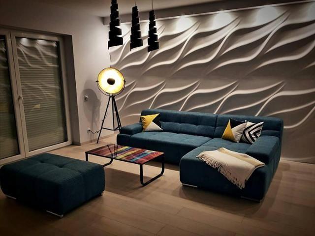 #wand In #wohnzimmer #3dwandpaneele #3dpaneel #wandverkleidung #modern  #wohnen