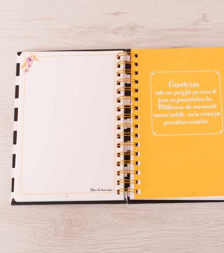 Wedding Planner - Agenda de nunta Lady Cozac10