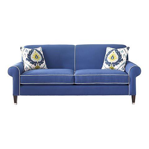 HGTV HOME Custom Classics Sofa Bassettfurniture
