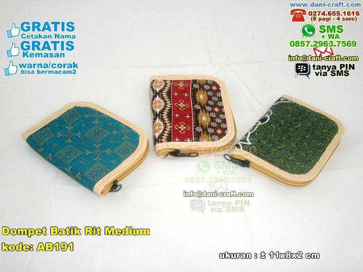 Dompet Batik Rit Medium WA/SMS/Telp 089630123779, 085729637569 Pin BBM 5E9C1BC6 #DompetBatik #PabrikBatik #SouvenirPernikahanMurah