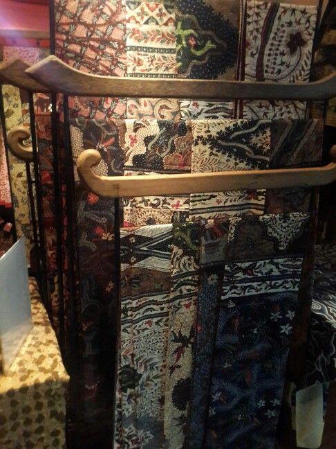 Batik Tulis at House of Sampoerna