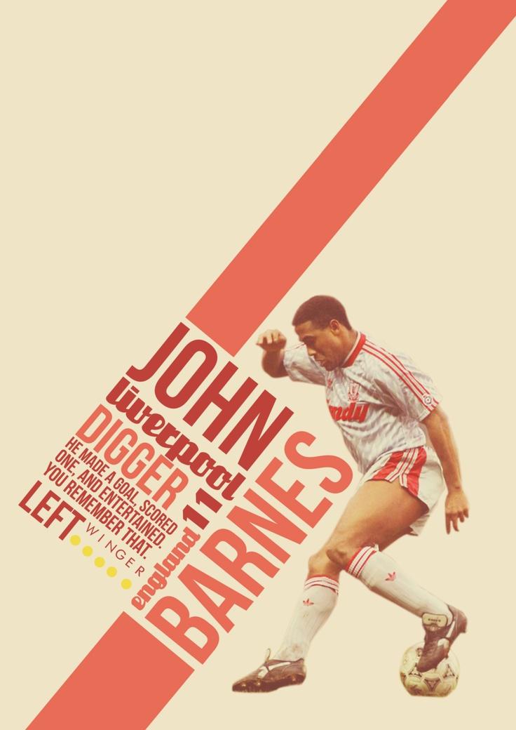 John Barnes by ohthehumanityyy