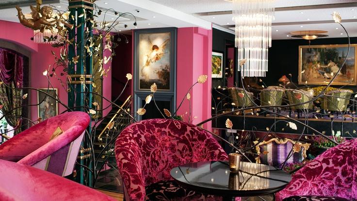 Dorsia hotel gothenburg interior pinterest