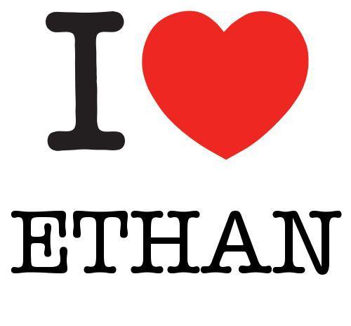 I Heart Ethan #love #heart