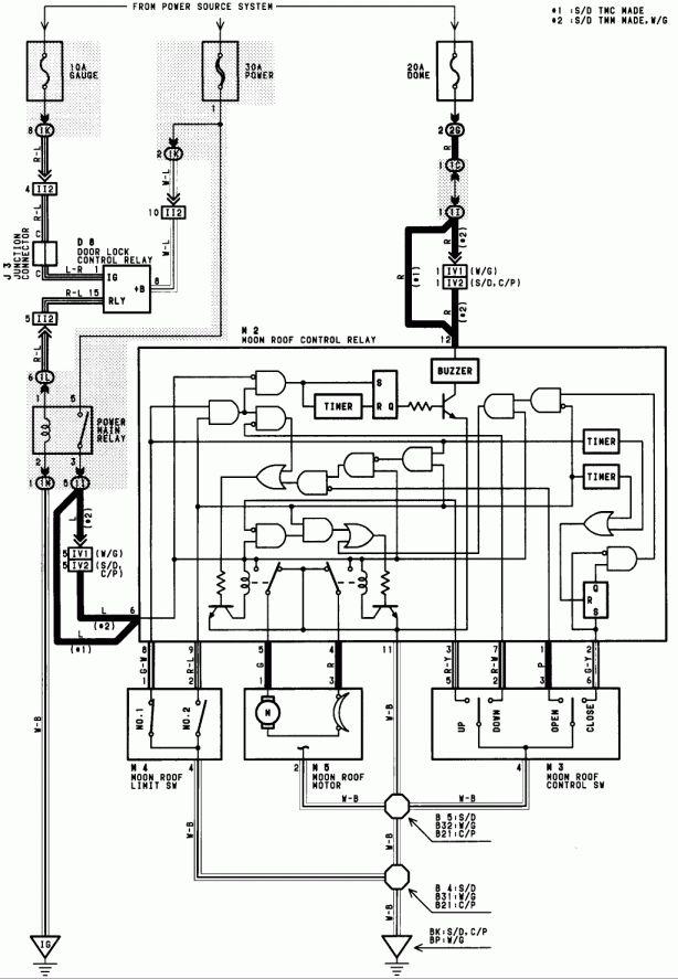 2002 camry wiring diagram  description wiring diagrams silk
