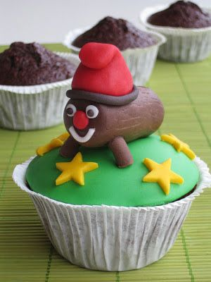 All i julivert: Cupcakes de Nadal 2