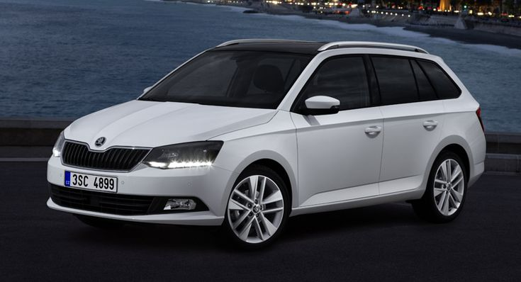 Like the majority of other Skoda models, this new baby Skoda estate (it's smaller than the Rapid Spaceback, Octavia, and Superb) offers the biggest boot volume in its segment - in this case, 530 litres - and with the rear seats folded down, the cargo volume increases to an astounding 1,395 litres. When it comes to practicality etc, there simply isn't another automotive manufacturer on the planet that comes close to Skoda.