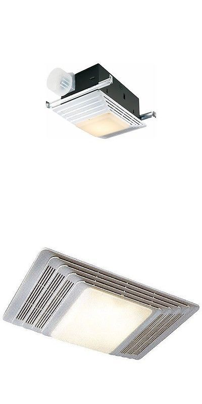 Space Heaters 20613: Air King Ak55l 70Cfm Bathroom Heater, Exhaust Fan, And Light Combination -> BUY IT NOW ONLY: $83.97 on eBay!