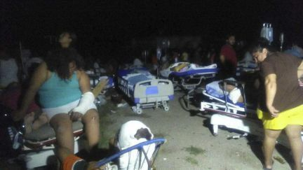 Declaran emergencia extraordinaria para 41 municipios de Oaxaca por sismo - La Crónica de Hoy