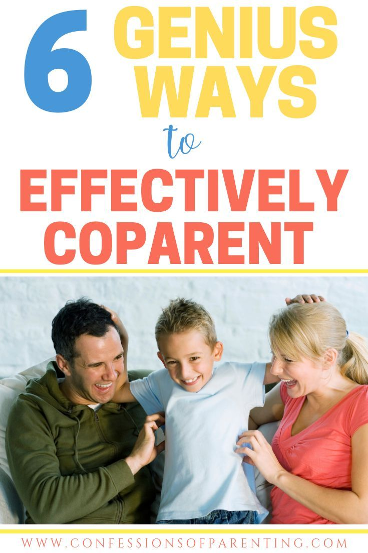 Co-Parenting Boundaries You Want To Set | Blended Families