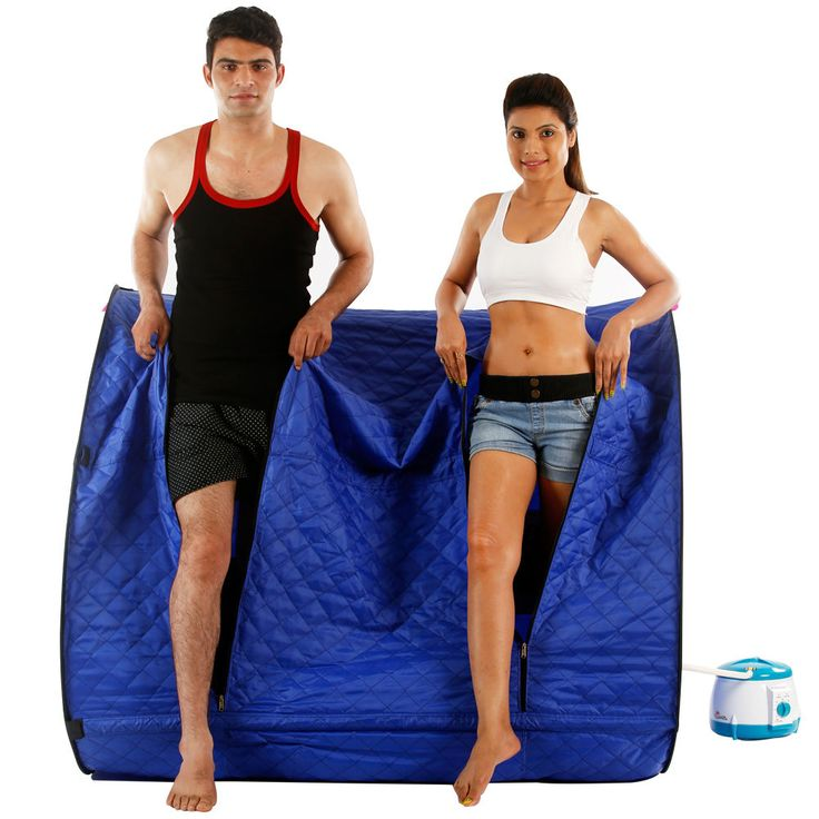 Kawachi Twin Spa Home Therapeutic Portable Steam Spa Bath Detox Weight Loss #Kawachi