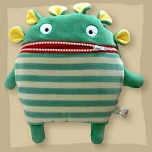 Zorgenvriendje. Vertel je zorgen aan deze knuffel en hij eet ze voor je op!