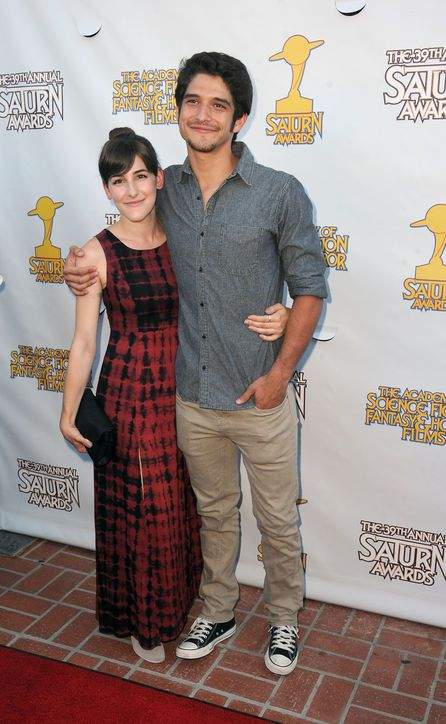 Teen Wolf's Tyler Posey Engaged to Longtime Girlfriend Seana Gorlick: Obsessed