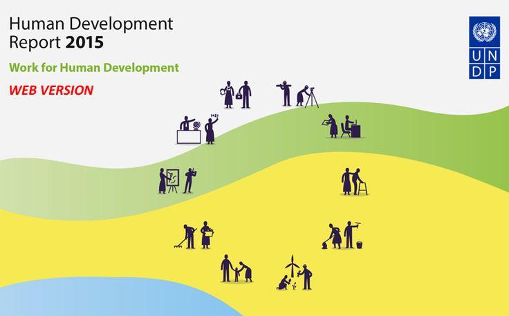   Relatórios de Desenvolvimento Humano