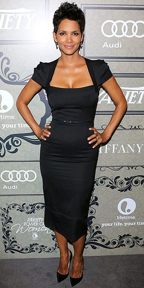 Great Neckline--HALLE BERRY photo | Halle Berry