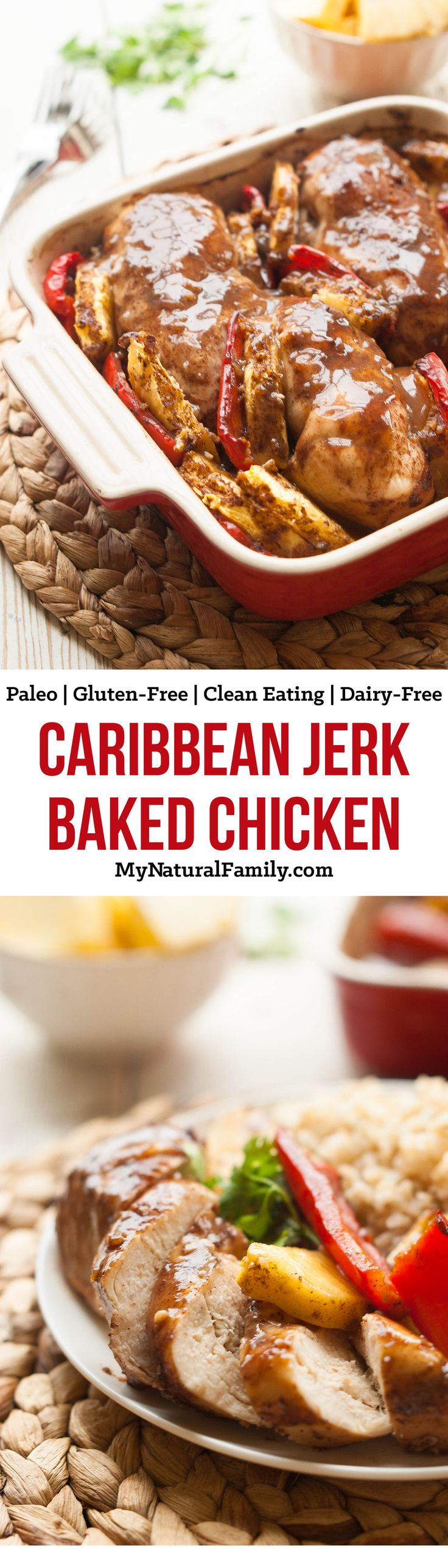 Baked chicken recipes, Caribbean and Baked chicken on Pinterest
