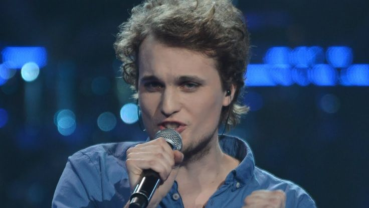 "The Voice of Poland - Jan Traczyk - ""Lemon Tree"""