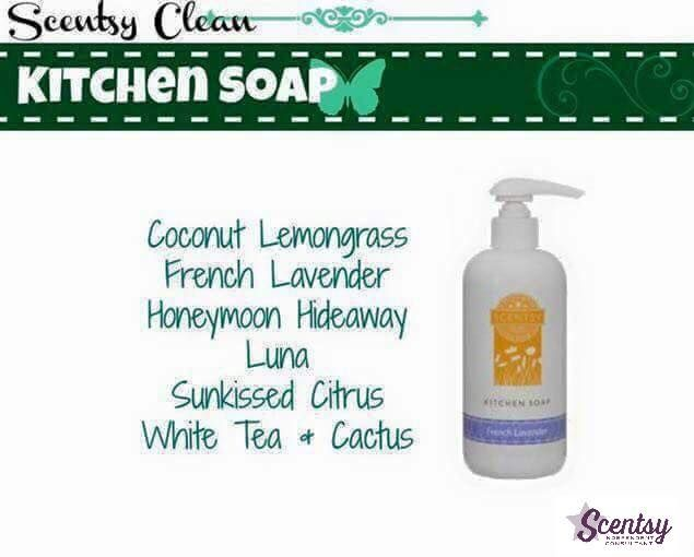 14 best clean by scentsy images on pinterest fall winter for Fall soap scents