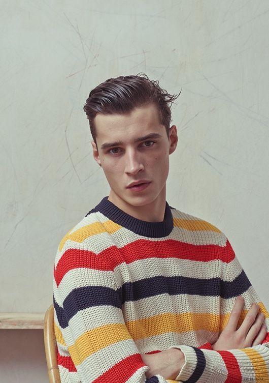 Adrien Sahores by Karim Sadli - De Fursac, Spring/Summer 2015 - sale mens clothing, mens outdoor clothing, big and tall mens clothing