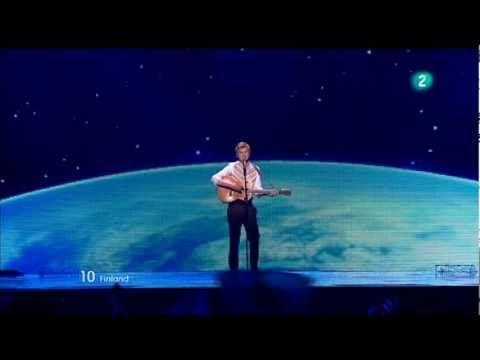 HQ Eurovision 2011 Finland: Paradise Oskar - Da Da Dam (Semi-final 1)