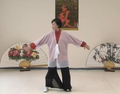 Kínai gerinctorna Dao Yin