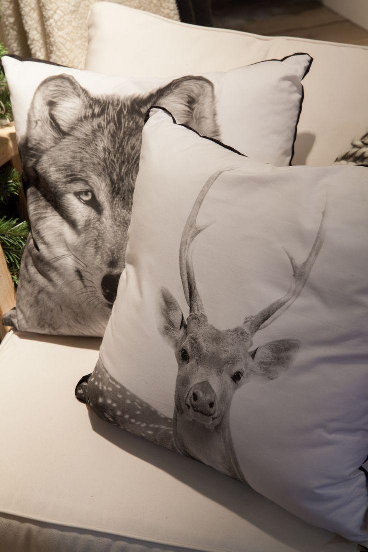 Pomax cushions