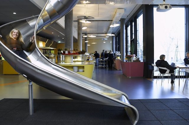 GOOGLE OFFICE - ZURICH